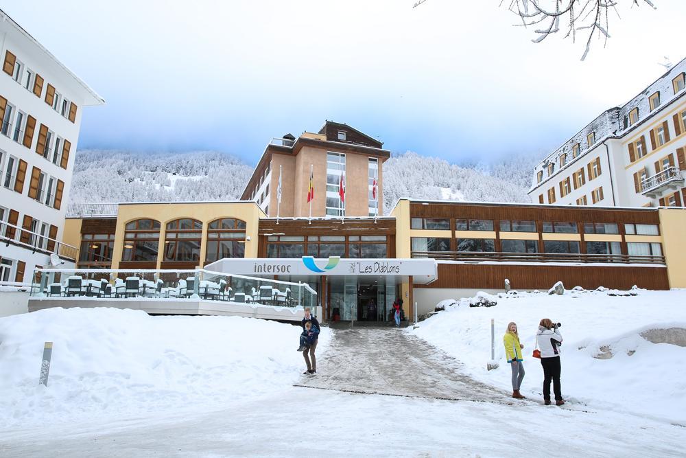 Zinal hotel